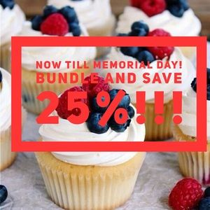 MEMORIAL DAY SALE STARTING NOW!!!
